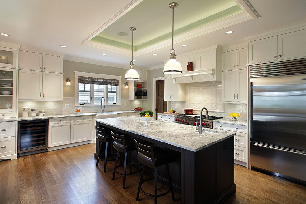 Smart builders fine homes renovations smart group for Smart kitchen design