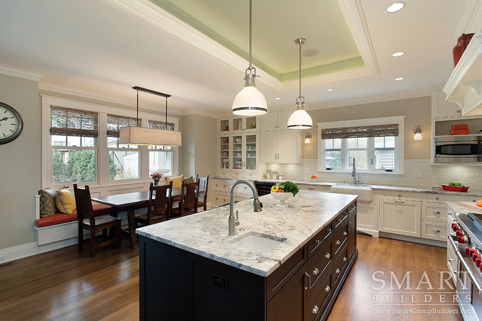 SMART Builders Fine Homes Renovations SMART Group Custom Home