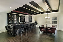Lower Level Bar, Distinctive Transitional 2