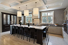 Kitchen, Distinctive Transitional 19