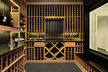 1,200 Bottle Wine Room