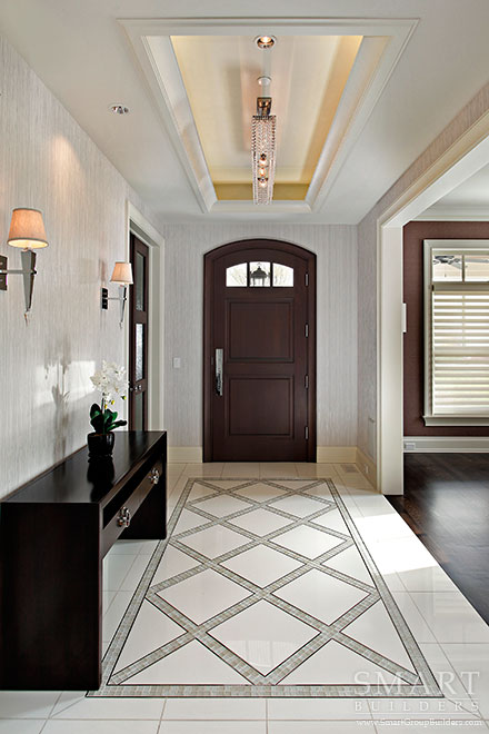 Home Group Foyer : Smart builders fine homes renovations group