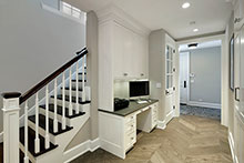 Mudroom, Sophisticated Hamptons 134
