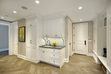 Mudroom, Sophisticated Hamptons 133