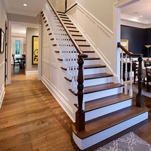 Staircase, Elegant Traditional 61