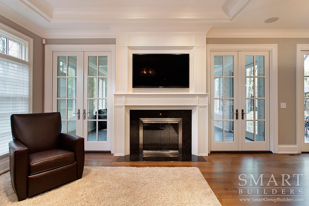Smart Builders Fine Homes Renovations Smart Group Custom Home Builders New Construction