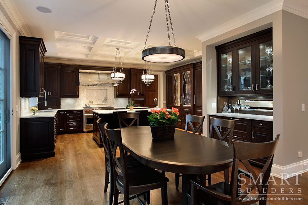 Kitchen - SMART Builders – Fine Homes | Renovations | SMART Group Custom Home Builders | New Construction Home Builders, Professional Remodeling