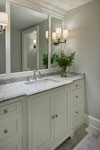Guest Bathroom , Casual Elegance 163