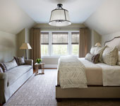 Guest Bedroom , Casual Elegance 160