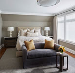 Guest Bedroom , Casual Elegance 159