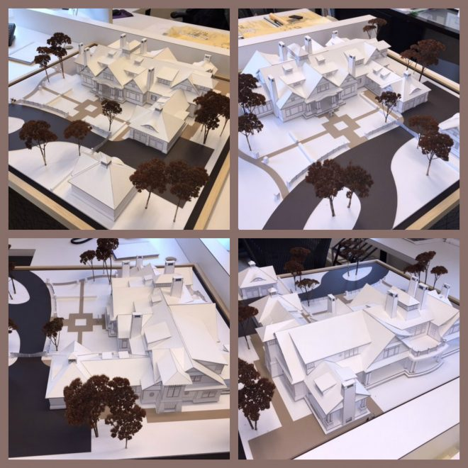 scale model collage